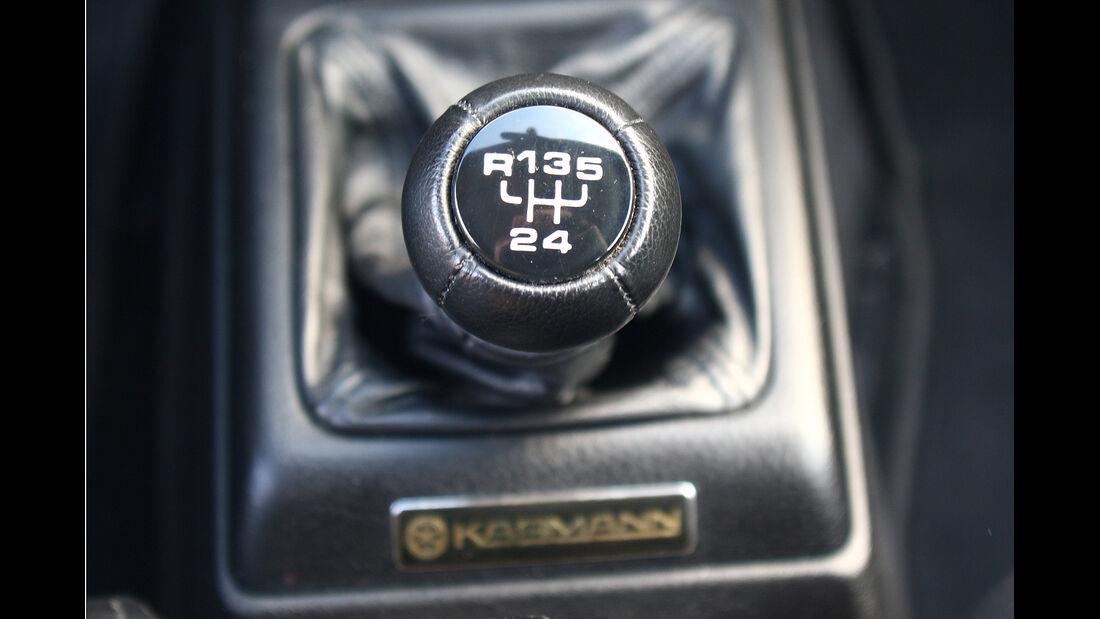 Corrado G60, Schaltknauf