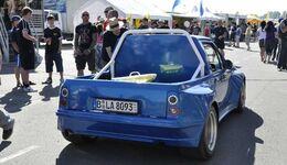 Corsa Pick Up Umbau
