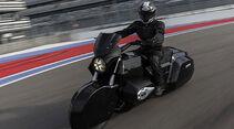 Cortege Motorrad Russland Putin