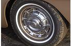 Corvette C1-C3, Rad, Felge