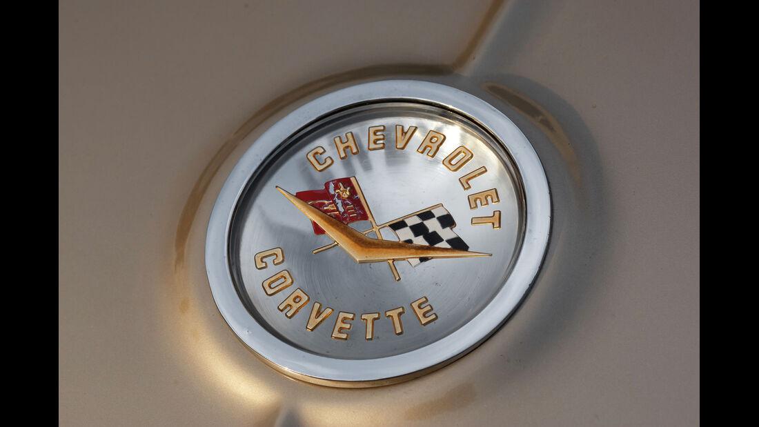 Corvette C1, Emblem