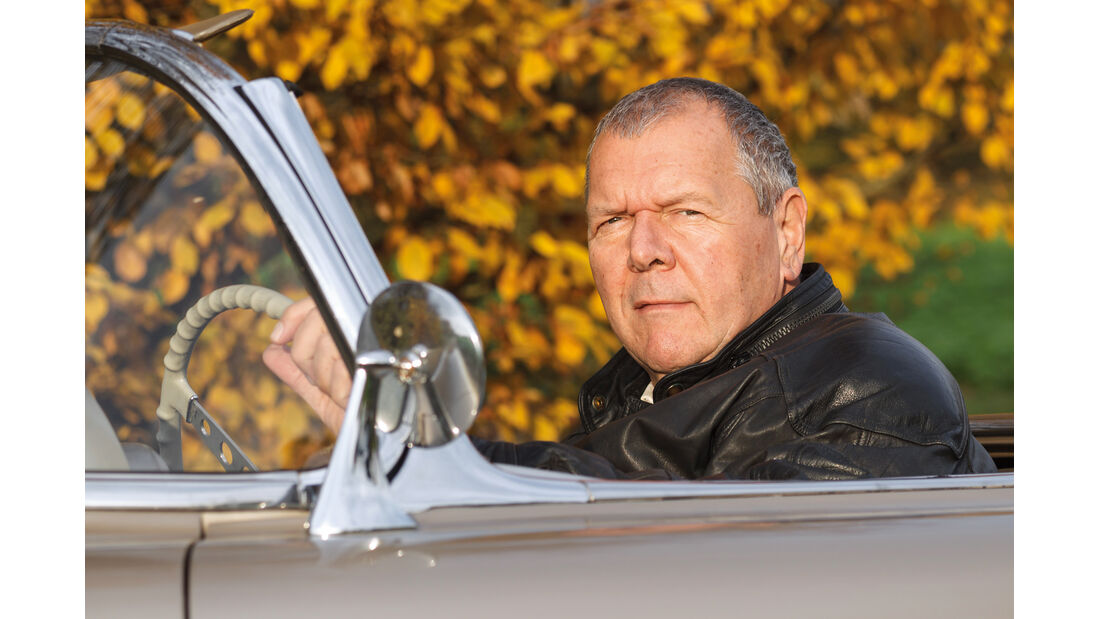 Corvette C1, Peter Hudek