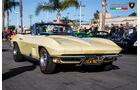 Corvette C2 - Supercar Show - Lamborghini Newport Beach