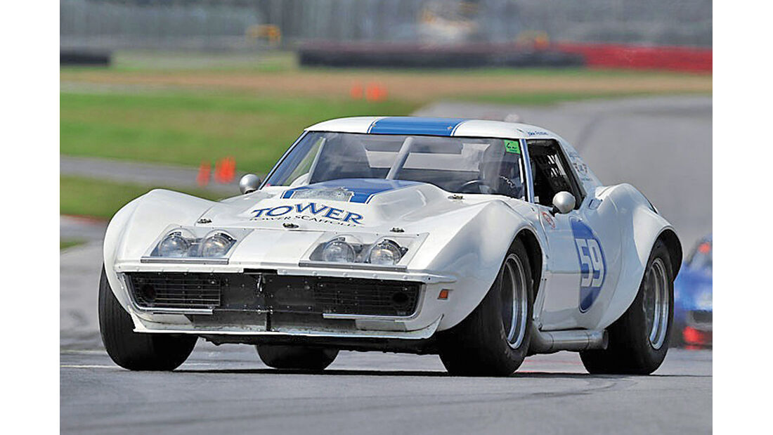 Corvette C3, Rennwagen