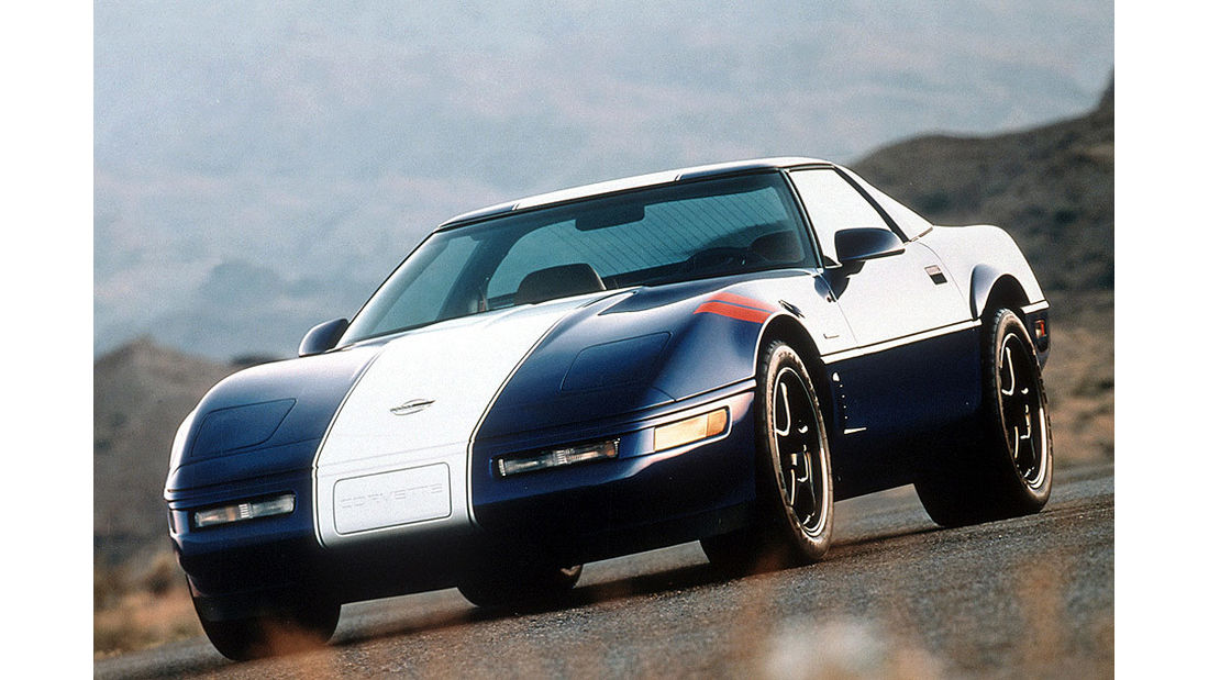 Corvette C4 Grand Sport