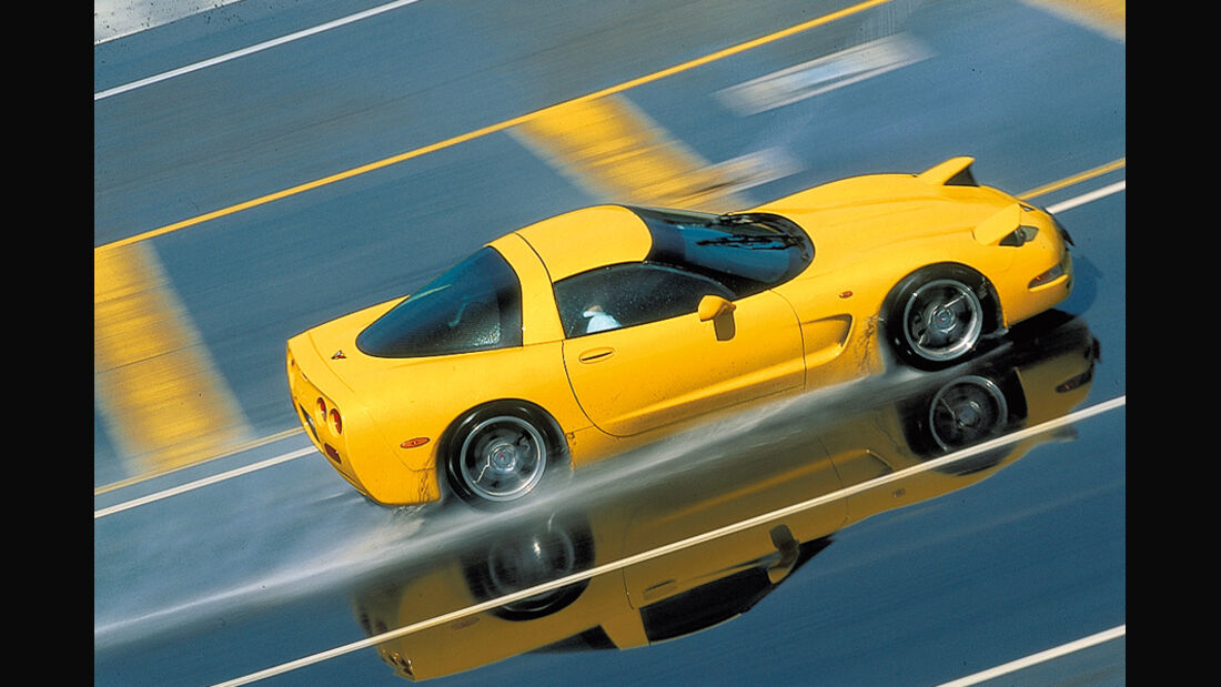 Corvette C5, Baujahr 1999-2006