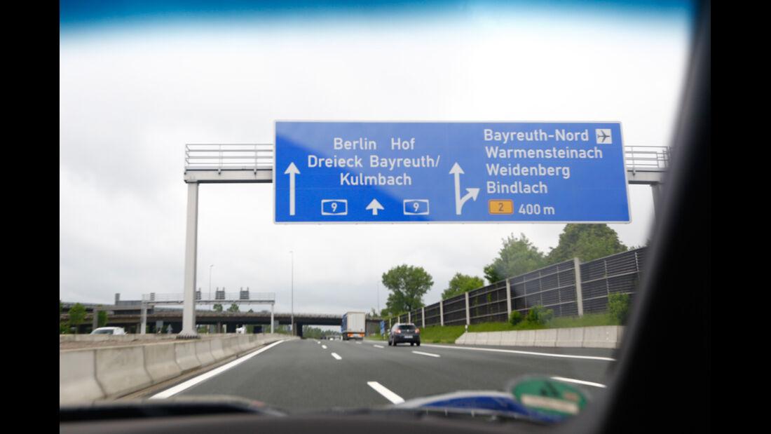 Corvette C6, Autobahn