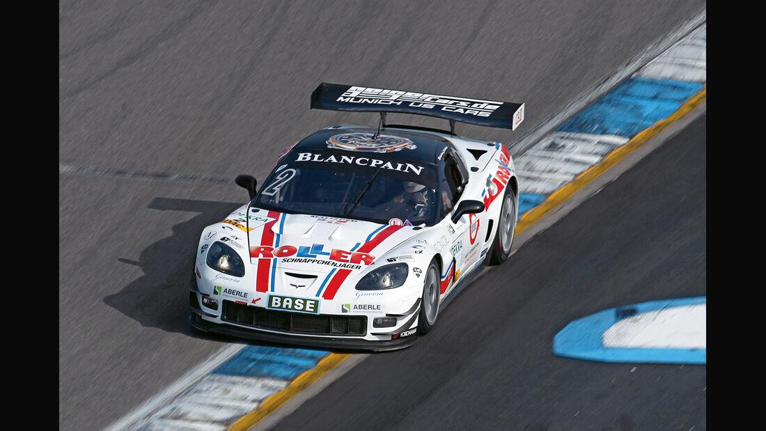 Corvette C6, Callaway-Team