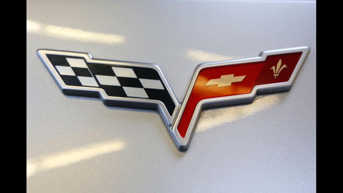 Corvette C6, Emblem