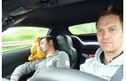 Corvette C6, Fahrt, Schlafen
