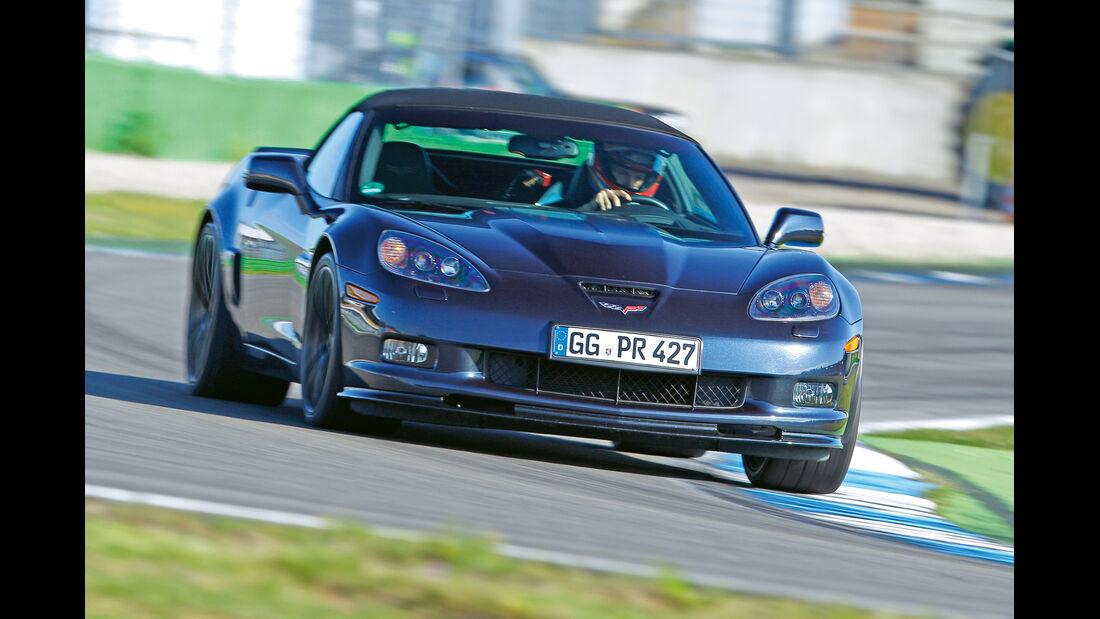 Corvette C6, Hockenheim