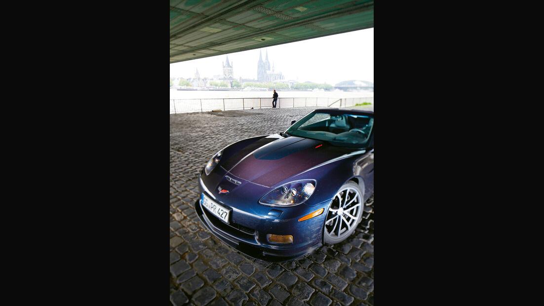 Corvette C6, Köln