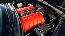 Corvette C6, Motor