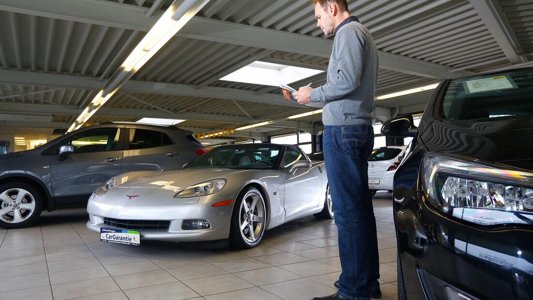 Corvette C6, Showroom