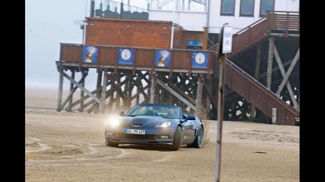 Corvette C6, St. Peter-Ording