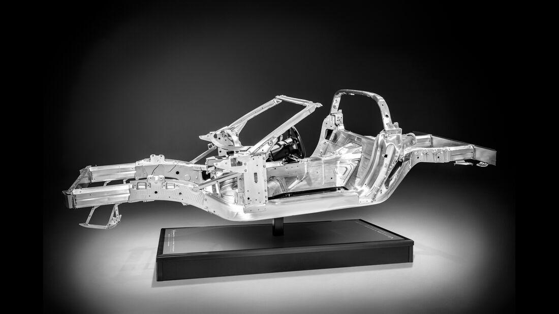 Corvette C7, Chassis
