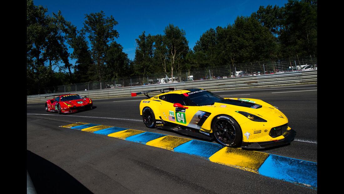Corvette C7.R - LMGTE Pro - GT-Rennsport