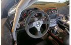 Corvette, Cockpit