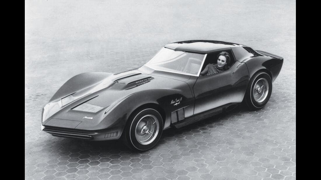 Corvette, Design-Studie Mako Shark II