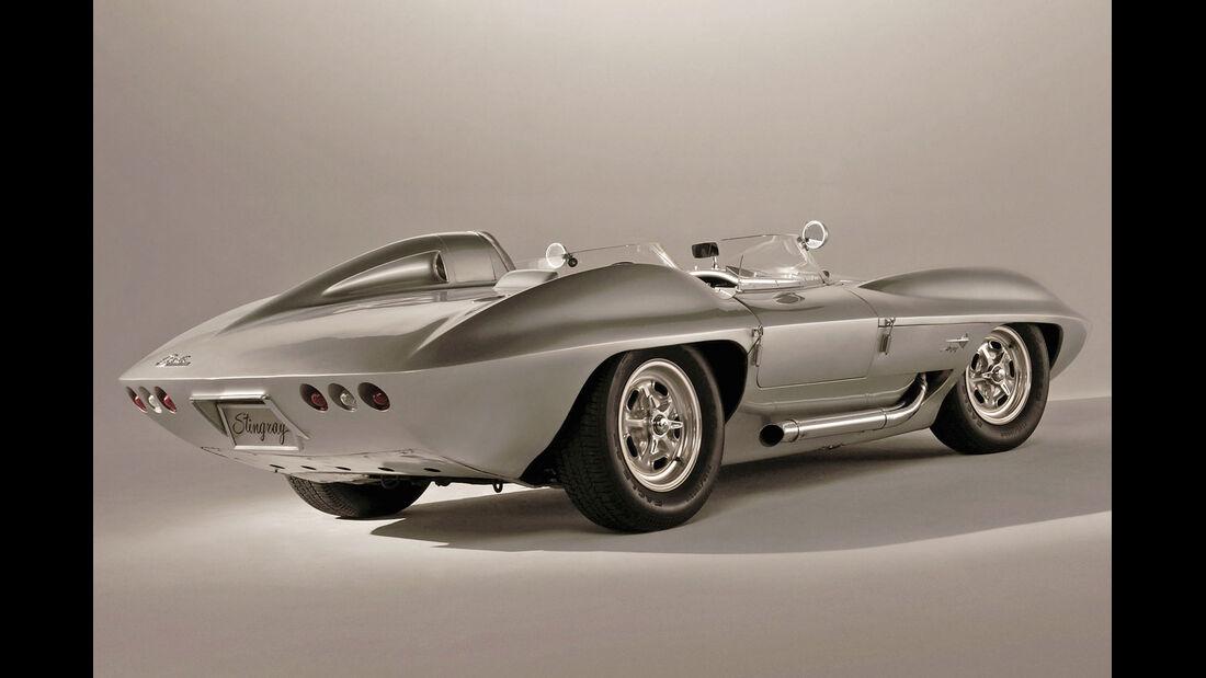 Corvette, Design-Studie Stingray