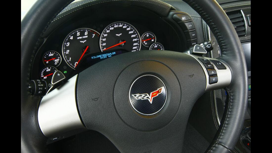 Corvette Grand Sport Cabriolet Instrumentenbrett