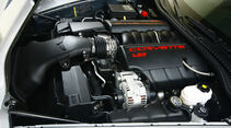 Corvette Grand Sport Cabriolet Motor