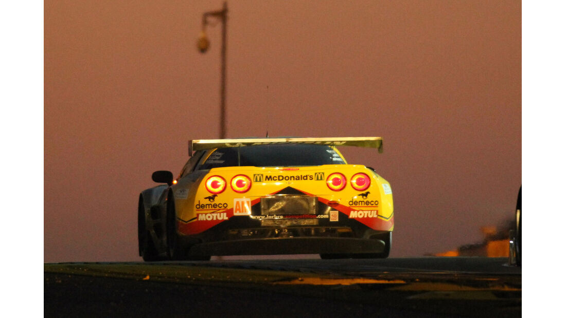Corvette Le Mans GT Am 2012
