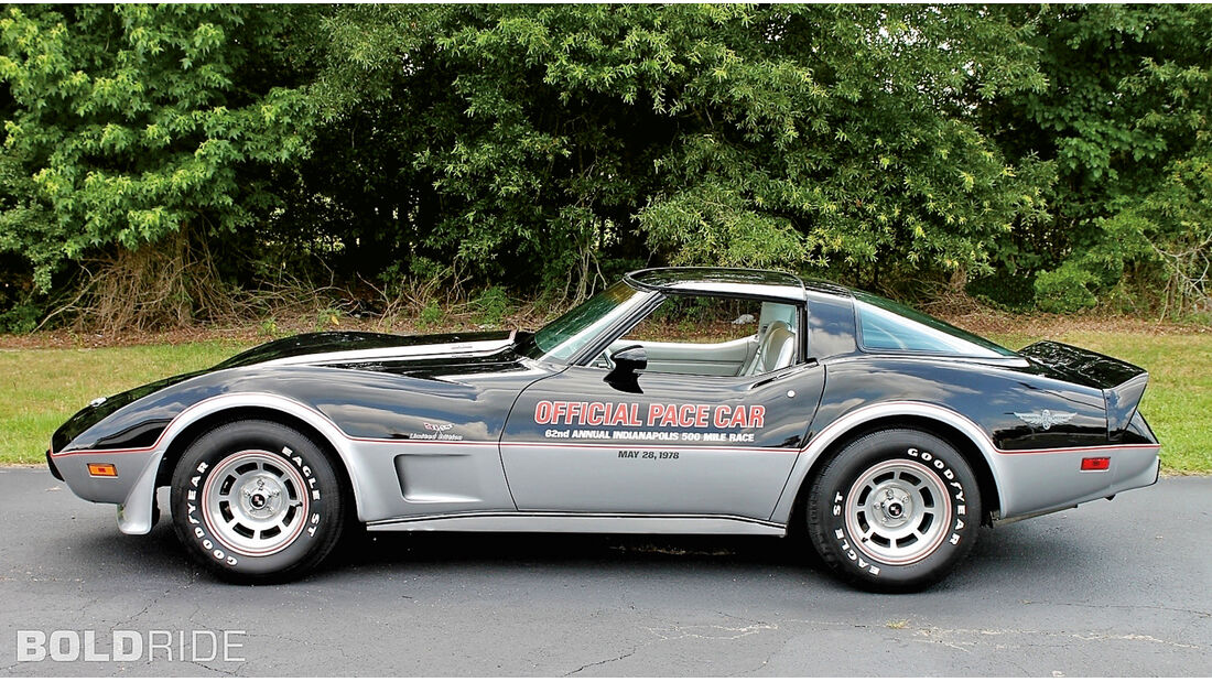 Corvette, Pace Car Replica