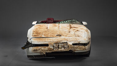 Corvette Sinkhole, Restauration, Museum