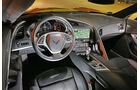 Corvette Stingray Coupé, Cockpit