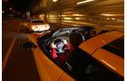 Corvette Stingray Coupé, Fahrersicht