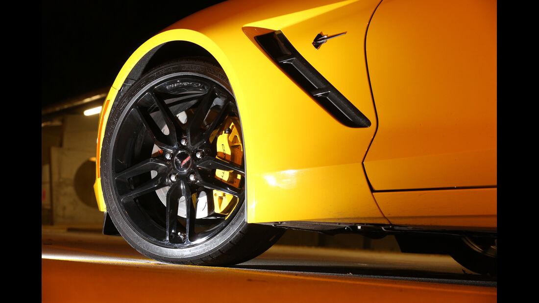 Corvette Stingray Coupé, Rad, Felge