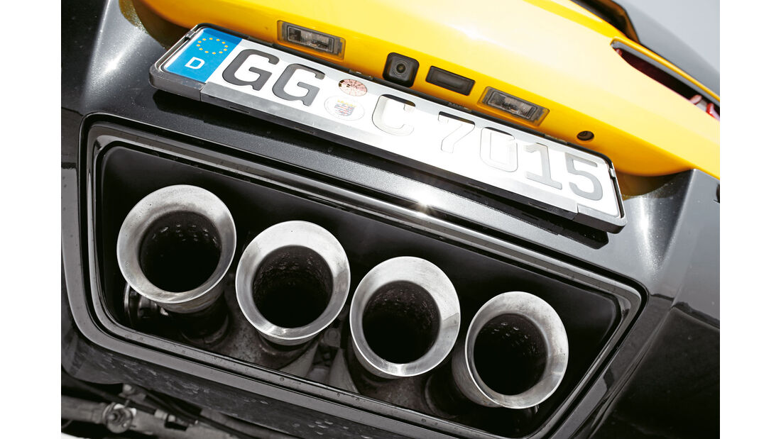 Corvette Stingray - Sportwagen