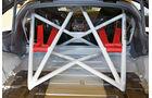 Corvette, Überroll-Käfig