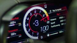 Corvette Z06 Drehzahlmesser