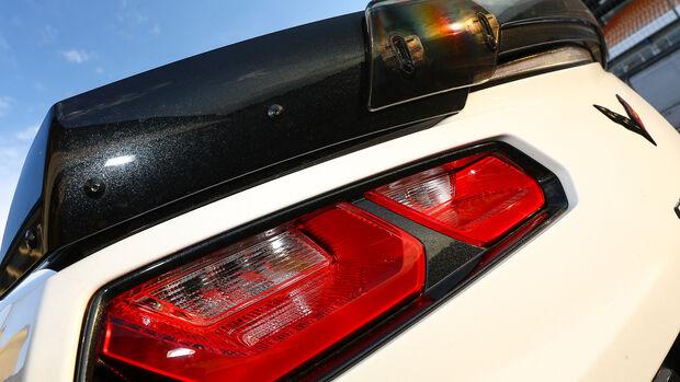 Corvette Z06, Exterieur