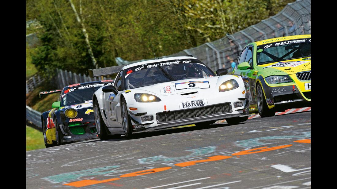Corvette Z06.R GT3, Frontansicht