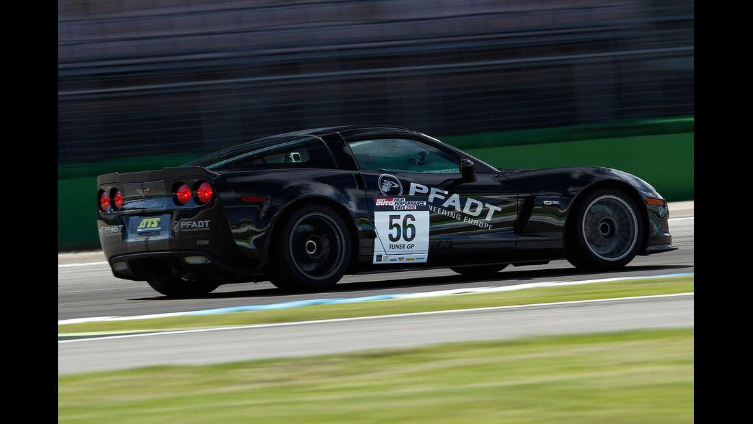 Corvette Z06, TunerGP 2012, High Performance Days 2012, Hockenheimring