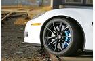 Corvette ZR1, Felge, Rad