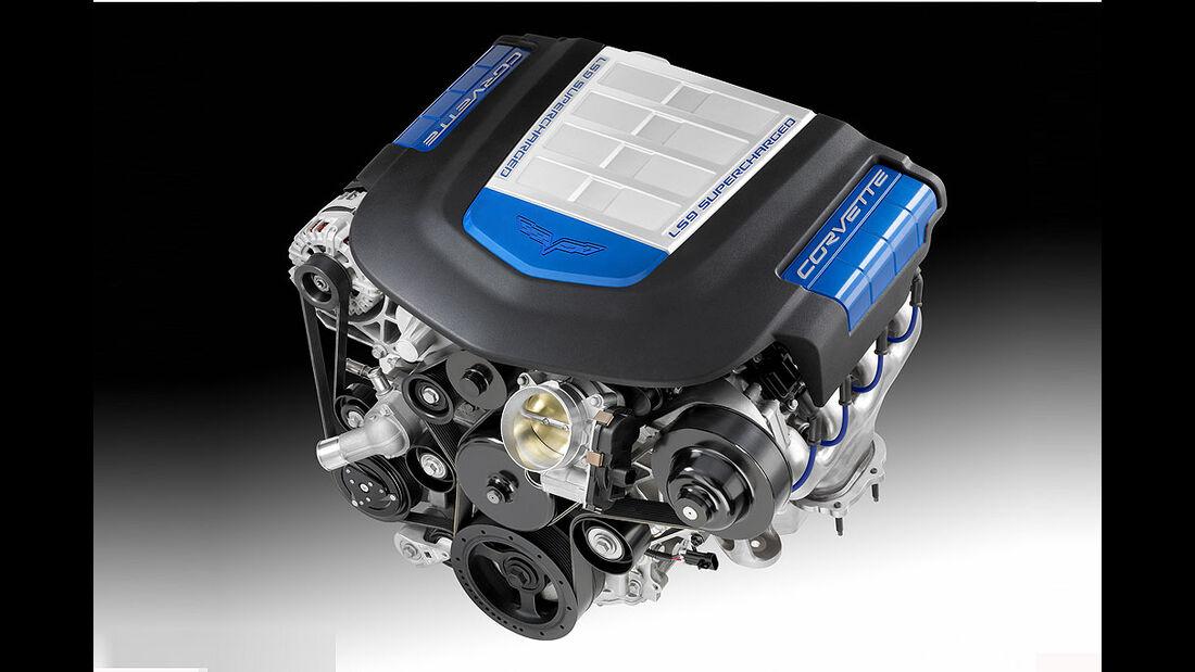 Corvette ZR1 Motor, LS9