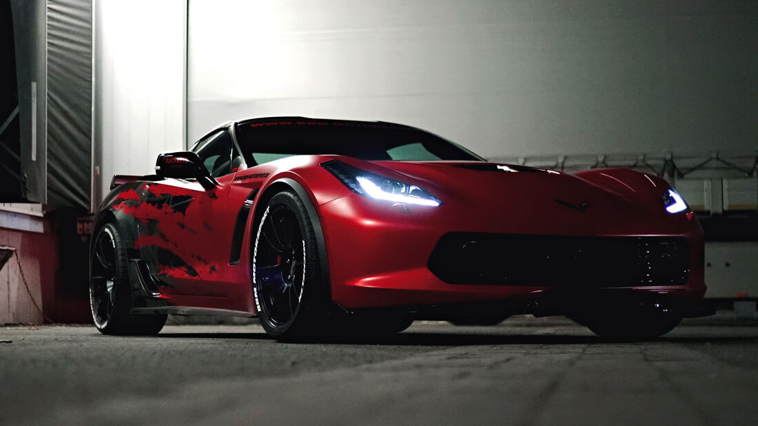 Corvette by BBM Motorsport