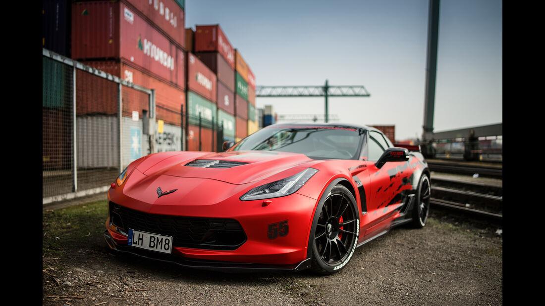 Corvette by BBM Motorsport