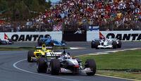 Coulthard Trulli GP Australien 2001