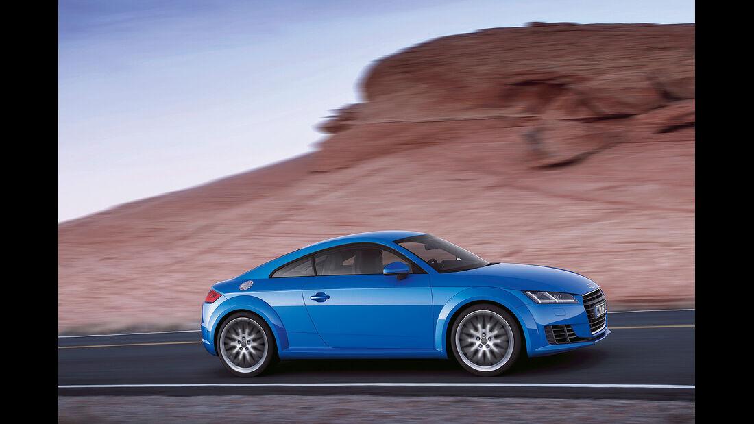 Coupé, Audi TTS 2.0 TFSI