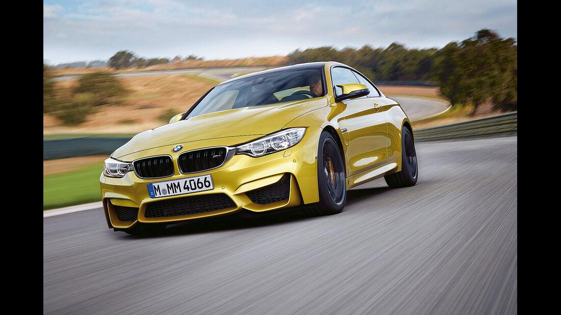 Coupé, BMW M4 Coupé