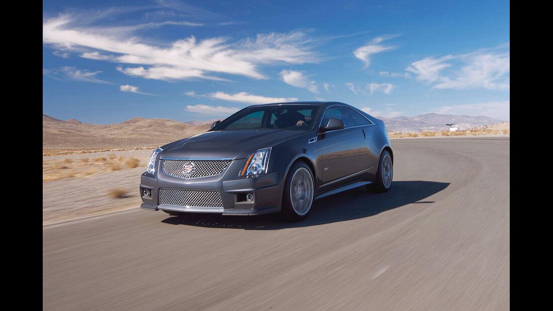 Coupé, Cadillac CTS-V Coupé