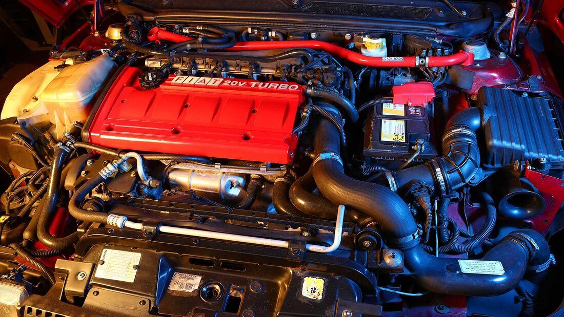 Coupé Fiat 20V Turbo