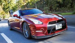Coupé, Nissan GT-R
