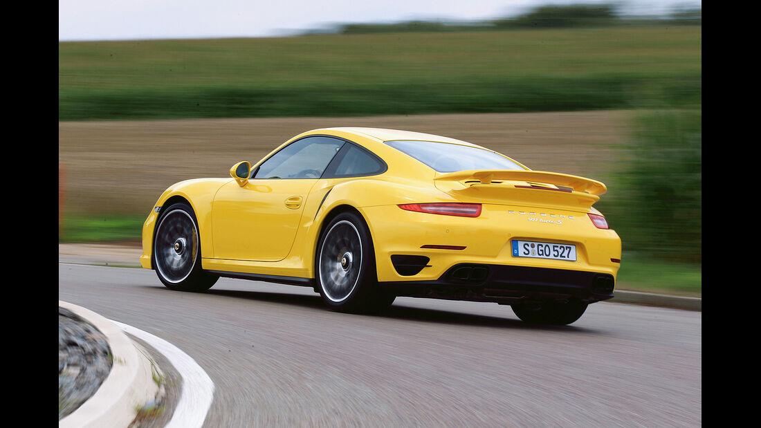 Coupé, Porsche 911 Turbo S