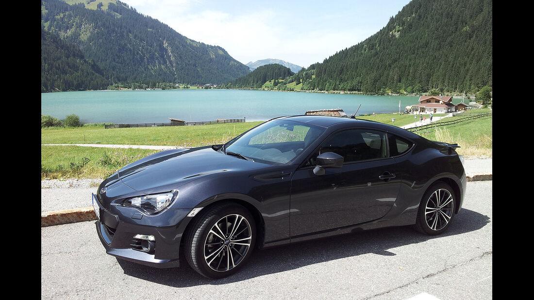 Coupé, Subaru BRZ